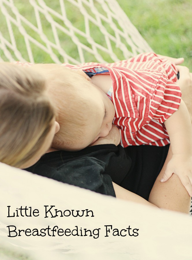 5 Little Known Breastfeeding Facts