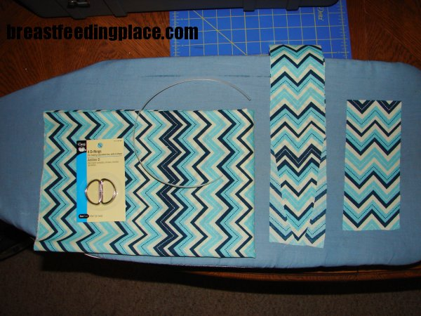 make your own nursing cover