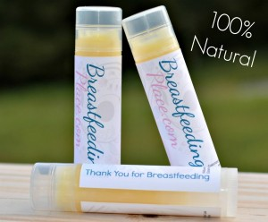 BreastfeedingPlace Lip Balm