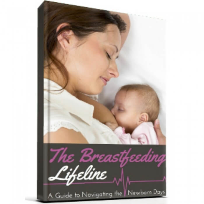 Breastfeeding Lifeline - Cover Picture