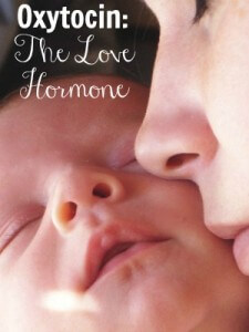 Oxytocin: The Love Hormone and It's Effect on Breastfeeding   BreastfeedingPlace.com  #oxytocin #breastfeeding